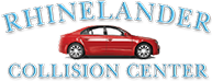 Rhinelander Collision Center Logo